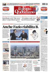 Il Fatto Quotidiano - 27 Novembre 2017