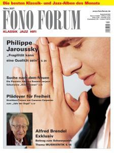 Fono Forum - März 2021