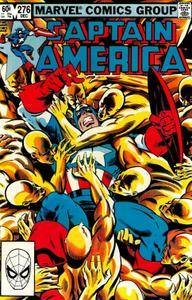 Captain America 276
