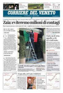 Corriere del Veneto Venezia e Mestre – 12 marzo 2020