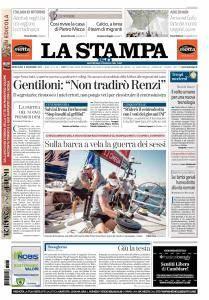 La Stampa Torino Provincia e Canavese - 8 Novembre 2017
