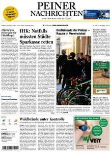 Peiner Nachrichten - 25. August 2018