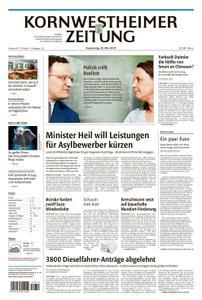 Kornwestheimer Zeitung - 28. März 2019
