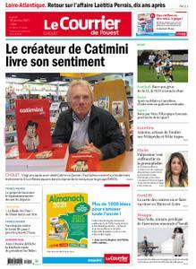 Le Courrier de l'Ouest Cholet – 18 janvier 2021