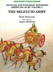 The Seleucid and Ptolemaic Reformed Armies, 168-145 BC [Repost]