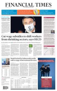 Financial Times Europe - July 8, 2020