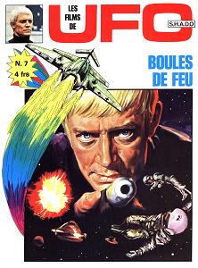Les Films de Ufo - Tome 7 - Boules de Fou