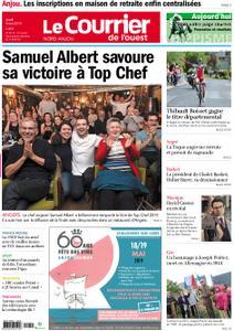 Le Courrier de l'Ouest Nord Anjou – 09 mai 2019