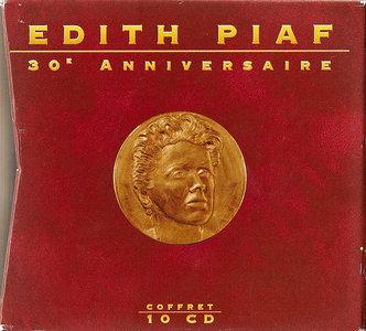 Edith Piaf - 30e Anniversaire: L'integrale 1946-1963 (1993) 10CD Box Set