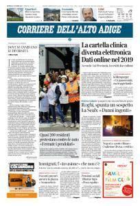 Corriere dell'Alto Adige - 27 Ottobre 2017