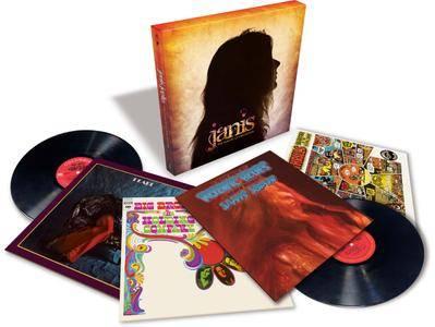 Janis Joplin – The Classic LP Collection (2011) [Vinyl Rip 16/44 & mp3-320]