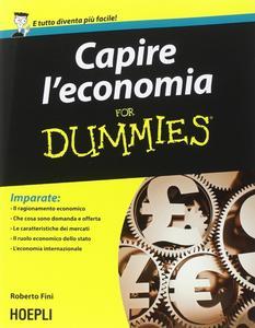 "Roberto Fini, ""Capire l'economia For Dummies"""