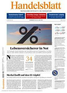 Handelsblatt - 28. Juni 2018