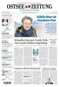 Ostsee Zeitung Wolgast - 29. November 2017