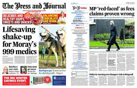 The Press and Journal Moray – January 26, 2018