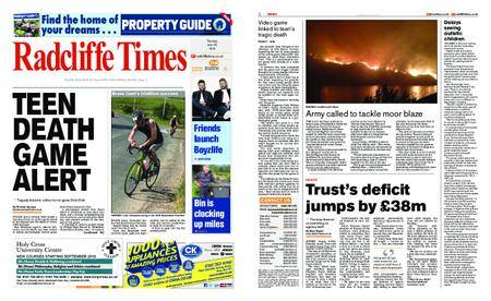 Radcliffe Times – June 28, 2018