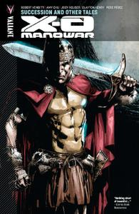 Valiant-X O Manowar Vol 13 Succession And Other Tales 2017 Hybrid Comic eBook