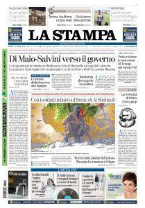 La Stampa Imperia e Sanremo - 21 Aprile 2018