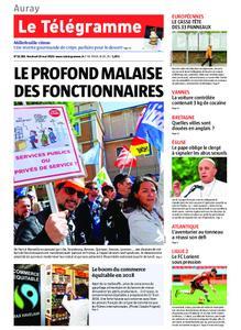 Le Télégramme Auray – 10 mai 2019