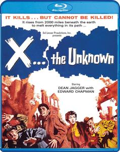 X the Unknown (1956) + Extra
