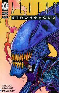Aliens Stronghold 3 of 4 (1994)