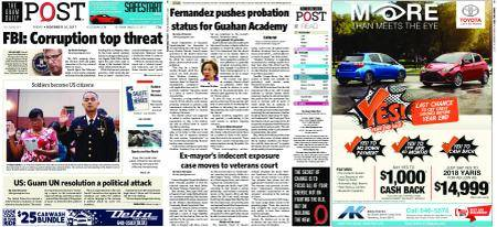 The Guam Daily Post – November 10, 2017