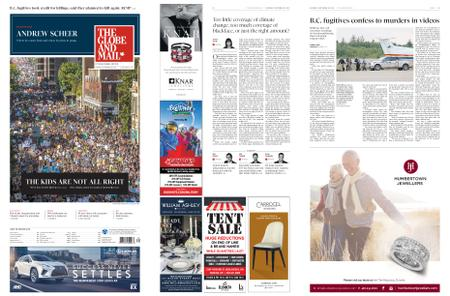 The Globe and Mail – September 28, 2019