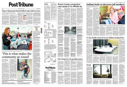 Post-Tribune – April 07, 2020