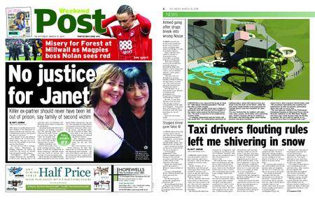Nottingham Post – March 31, 2018