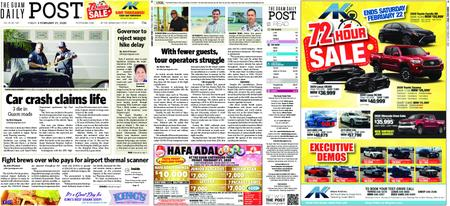 The Guam Daily Post – February 21, 2020