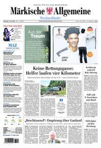 Märkische Allgemeine Westhavelländer - 05. Juni 2018