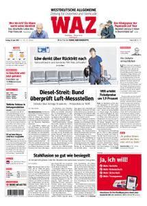 WAZ Westdeutsche Allgemeine Zeitung Oberhausen-Sterkrade - 29. Juni 2018