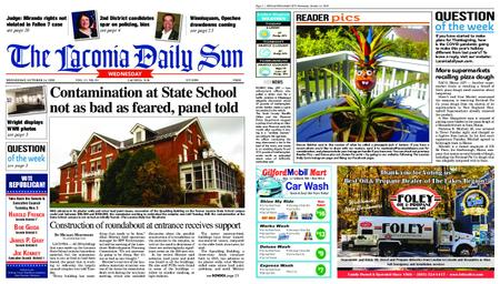 The Laconia Daily Sun – October 14, 2020