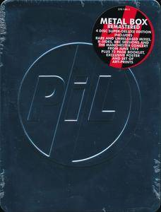 Public Image Ltd - Metal Box (1979) [2016, Super Deluxe Box Set] Re-up
