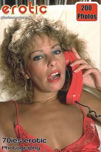 Erotics From The 70s Adult Photo Magazine - July 2020