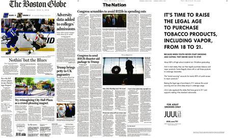 The Boston Globe – June 04, 2019