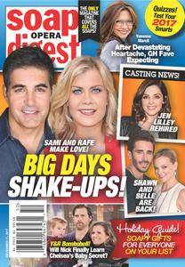 Soap Opera Digest - December 11, 2017