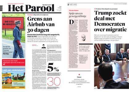 Het Parool – 10 januari 2018