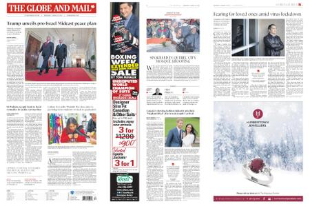 The Globe and Mail – January 29, 2020
