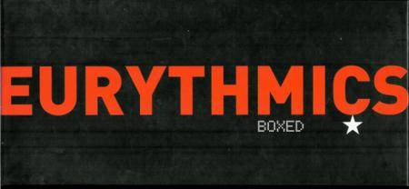 Eurythmics - Boxed: The Collectors Deluxe Boxed Set (8CDs, 2005)