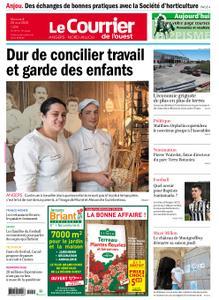Le Courrier de l'Ouest Angers – 20 mai 2020