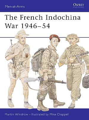 MAA #322 ''The French Indochina War (1946-54)''