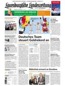 Lauenburgische Landeszeitung - 17. Februar 2018