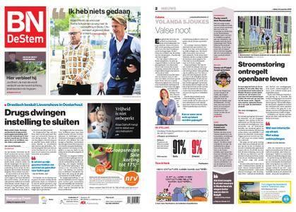 BN DeStem - Bergen op Zoom – 24 augustus 2018