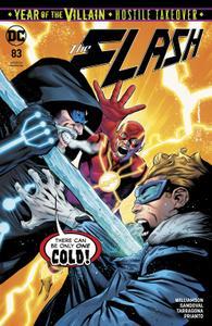 The Flash 083 2020 Oroboros