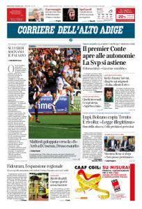 Corriere dell'Alto Adige - 6 Giugno 2018