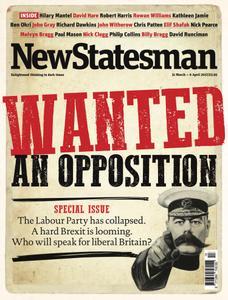 New Statesman - 31 March - 6 April 2017