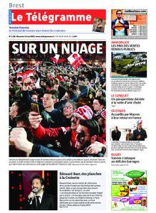 Le Télégramme Brest Abers Iroise – 12 mai 2019