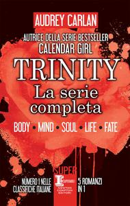 Audrey Carlan - Trinity. La serie completa