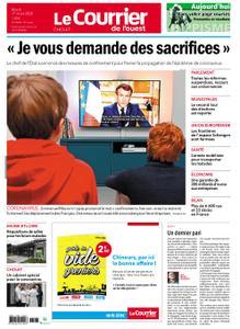 Le Courrier de l'Ouest Cholet – 17 mars 2020